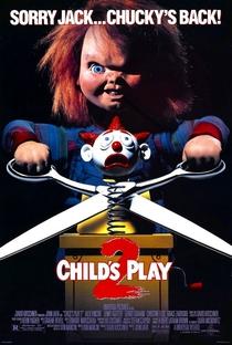 Brinquedo Assassino 2 - Poster / Capa / Cartaz - Oficial 1