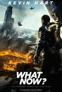 Kevin Hart: E Agora? - Poster / Capa / Cartaz - Oficial 2