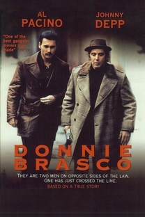 Donnie Brasco - Poster / Capa / Cartaz - Oficial 6