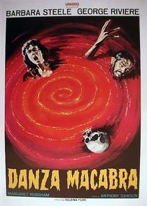 Dança Macabra - Poster / Capa / Cartaz - Oficial 3