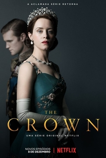 The Crown (2ª Temporada) - Poster / Capa / Cartaz - Oficial 1