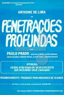 Penetrações Profundas - Poster / Capa / Cartaz - Oficial 1