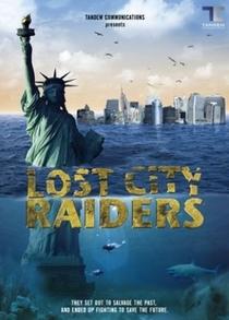 Os Invasores da Cidade Perdida - Poster / Capa / Cartaz - Oficial 1