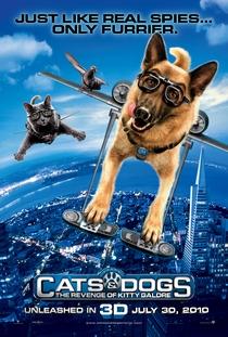 Como Cães e Gatos 2: A Vingança de Kitty Gallore - Poster / Capa / Cartaz - Oficial 2