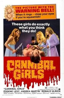 Cannibal Girls - Poster / Capa / Cartaz - Oficial 5
