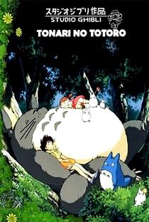 Meu Amigo Totoro - Poster / Capa / Cartaz - Oficial 13