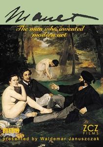 Manet - O Inventor da Arte Moderna - Poster / Capa / Cartaz - Oficial 1