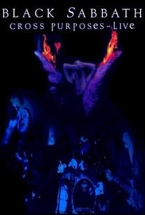 Black Sabbath -  Cross Purposes - Poster / Capa / Cartaz - Oficial 1