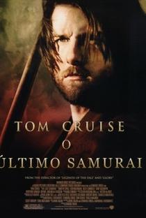 O Último Samurai - Poster / Capa / Cartaz - Oficial 10