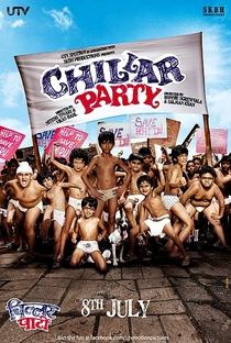 Chillar Party - Poster / Capa / Cartaz - Oficial 3
