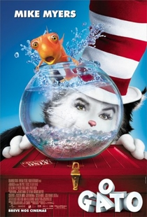 O Gato - Poster / Capa / Cartaz - Oficial 7