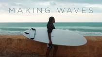 Fazendo ondas - Poster / Capa / Cartaz - Oficial 1