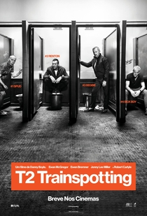 T2: Trainspotting - Poster / Capa / Cartaz - Oficial 1