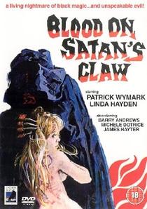 O Estigma de Satanás - Poster / Capa / Cartaz - Oficial 3