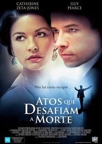 Atos que Desafiam a Morte - Poster / Capa / Cartaz - Oficial 2