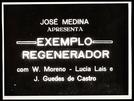 Exemplo regenerador