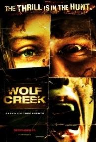 Wolf Creek - Viagem ao Inferno - Poster / Capa / Cartaz - Oficial 3