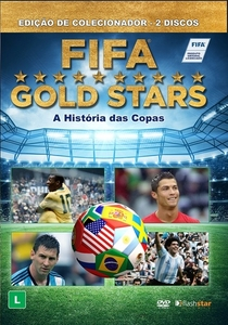 Gold Stars: A História Oficial da Copa do Mundo FIFA - Poster / Capa / Cartaz - Oficial 2