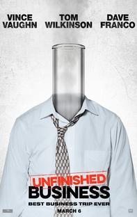 Negócios Fora de Controle - Poster / Capa / Cartaz - Oficial 4