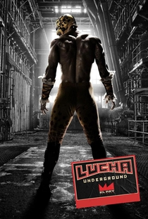 Lucha Underground (1ª Temporada) - Poster / Capa / Cartaz - Oficial 1