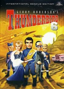 Thunderbird 6 - Poster / Capa / Cartaz - Oficial 3