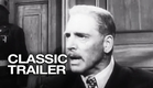 Judgment at Nuremberg Official Trailer #1 - Burt Lancaster Movie (1961) HD