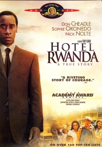 Hotel Ruanda - Poster / Capa / Cartaz - Oficial 5