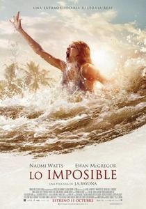 O Impossível - Poster / Capa / Cartaz - Oficial 5
