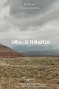 Somewhere To Disappear - Poster / Capa / Cartaz - Oficial 1