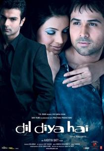 Dil Diya Hai - Poster / Capa / Cartaz - Oficial 4