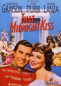 Aquele Beijo à Meia Noite - Poster / Capa / Cartaz - Oficial 1