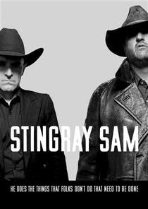 Stingray Sam - Poster / Capa / Cartaz - Oficial 1