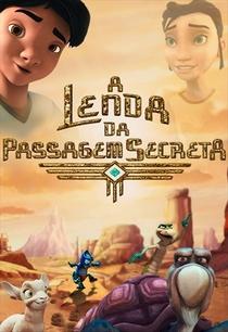 A Lenda da Passagem Secreta - Poster / Capa / Cartaz - Oficial 4