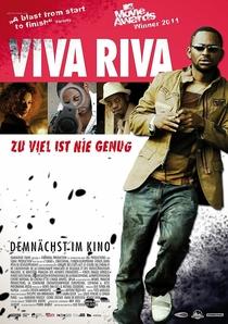 Viva Riva! - Poster / Capa / Cartaz - Oficial 3