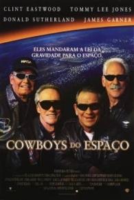 Cowboys do Espaço - Poster / Capa / Cartaz - Oficial 3