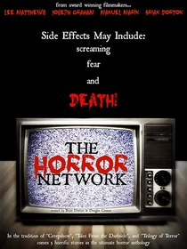 The Horror Network Vol. 1 - Poster / Capa / Cartaz - Oficial 1