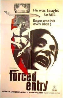 Forced Entry - Poster / Capa / Cartaz - Oficial 1