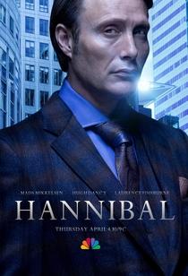 Hannibal (1ª Temporada) - Poster / Capa / Cartaz - Oficial 5