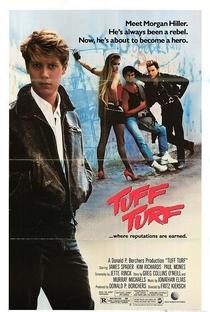 Tuff Turf: O Rebelde - Poster / Capa / Cartaz - Oficial 3