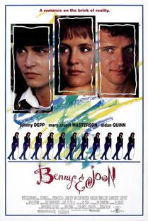 Benny & Joon - Corações em Conflito - Poster / Capa / Cartaz - Oficial 4