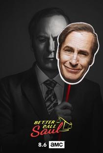 Better Call Saul (4ª temporada) - Poster / Capa / Cartaz - Oficial 1