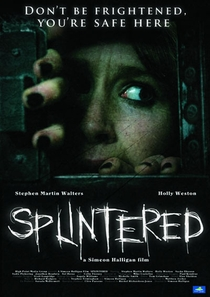 Splintered - Poster / Capa / Cartaz - Oficial 1