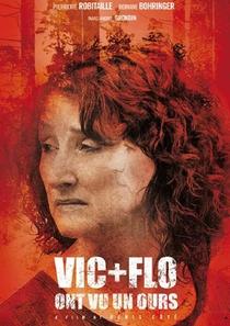 Vic+Flo Viram Um Urso - Poster / Capa / Cartaz - Oficial 4