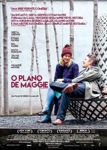 O Plano De Maggie - Poster / Capa / Cartaz - Oficial 3