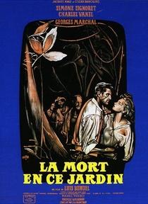 A Morte Neste Jardim - Poster / Capa / Cartaz - Oficial 2