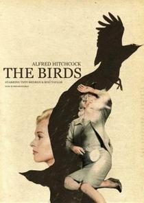 Os Pássaros - Poster / Capa / Cartaz - Oficial 18