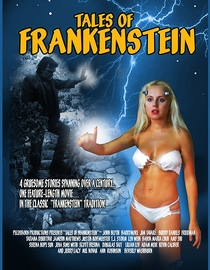 Tales of Frankenstein - Poster / Capa / Cartaz - Oficial 1