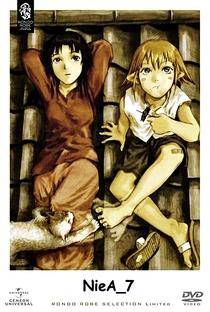 NieA Under 7 - Poster / Capa / Cartaz - Oficial 1