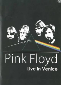 Pink Floyd - Live in Venice - Poster / Capa / Cartaz - Oficial 1