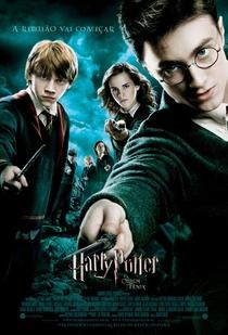 Harry Potter e a Ordem da Fênix - Poster / Capa / Cartaz - Oficial 1